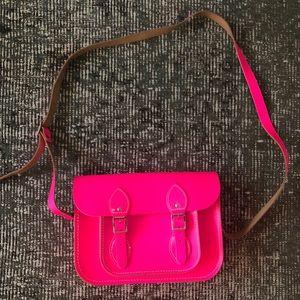The Cambridge Satchel Company Hot Pink Bag